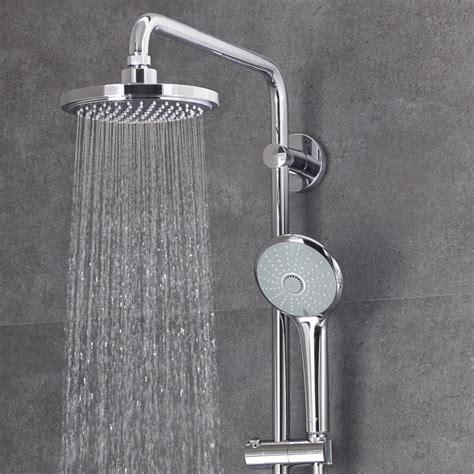 miscelatori doccia grohe prezzi grohe euphoria 27296001 euphoria system 180