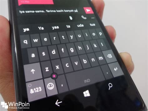 Ukuran Keyboard merubah ukuran keyboard windows 10 mobile winpoin