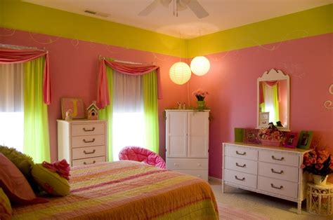 Room Interior Paint - color combination for light pink wall pink white bedroom pink bedroom ideas image of home