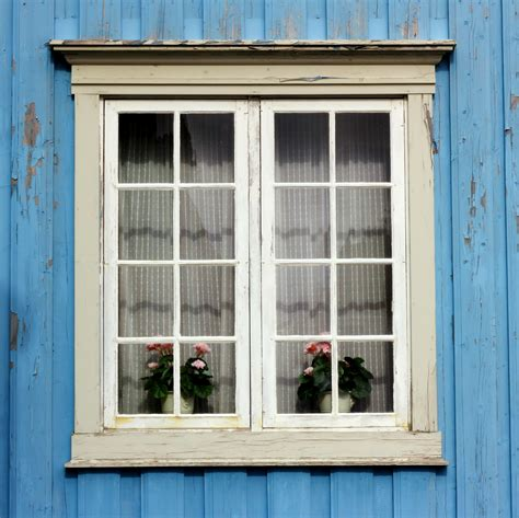 107 366 The Window In The Blue House Hd Images Door Design And Wood Doors