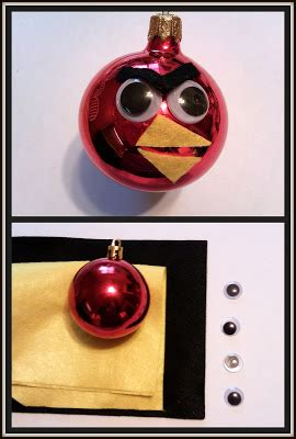 double treble craft adventures angry bird christmas
