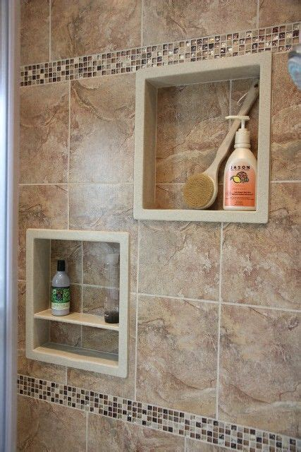 bathroom niche ideas 17 best ideas about shower niche on master