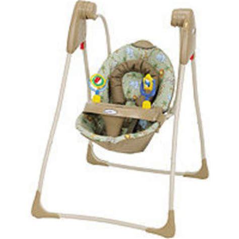 the best baby swings graco swyngomatic compact infant swing 1225cov reviews