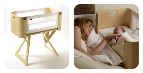 si attacca al letto co sleeping bonding e bedside cots o culle da affiancare