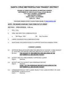 board of directors meeting agenda template 11 best