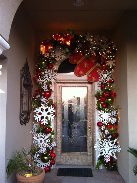 porch decorations for christmas a whole bunch of christmas entry and porch ideas style