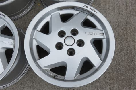 88 lotus esprit wheels 4 route oz front and rear 15