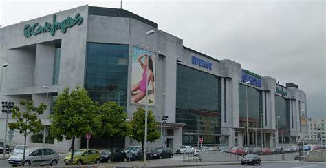 el corte ingles centros comerciales el corte ingl 233 s centro comercial compostela santiago de