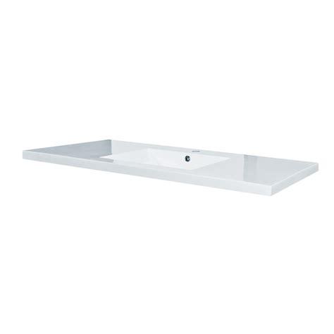 Polymarble Vanity Tops estilo 1200mm polymarble vanity top bunnings warehouse