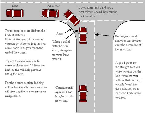worthing driving lessons left into a junction