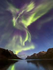 northern lights from solar flare 301 moved permanently