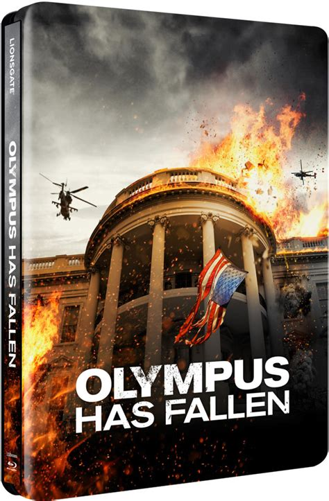 Exclusive Limited Editions At 20ltd by Olympus Has Fallen Zavvi Exclusive Limited Edition