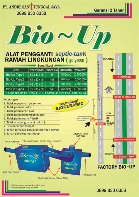 contoh bio riset bioceramic indobiz99