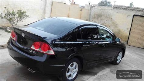 honda civic vti oriel 1 6 2007 for sale in islamabad