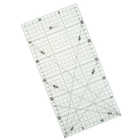 Patchwork Rulers - 1 pc 30 15 cm patchwork ruler quilting tools high grade
