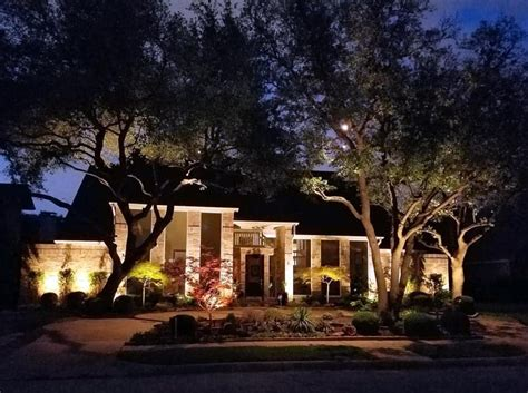 Landscape Lighting San Antonio Landscape Lighting Lighting Ideas