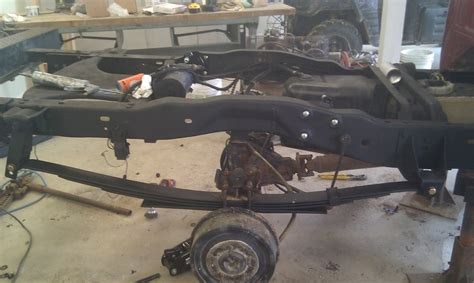 suspension and frame fix ranger forums the ultimate