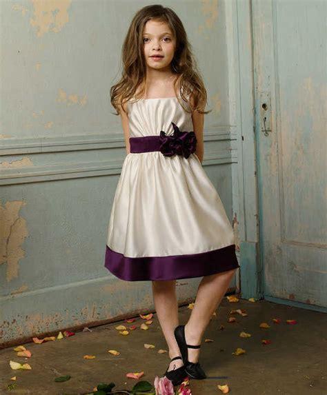 white flower girl dresses for toddlers