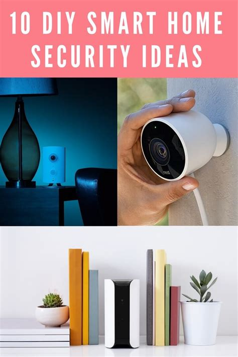 home design smart ideas diy 10 diy smart home security ideas keep your family safe