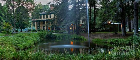 glen iris inn glen iris inn and the pond photograph by adam jewell