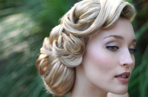 1920 bridal hair styles the bloomin couch bridal hairstyles