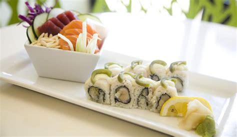Futon Roll Sushi by Rolls Sushi Salad Great Kosher Restaurants