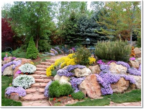 Ideas For Rock Gardens 30 Beautiful Rock Garden Design Ideas