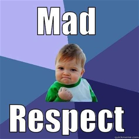 Respect Meme - the 4 words at the root of all meaningful client agency