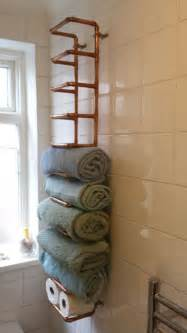 Towel Storage Ideas For Bathroom by 30 Brilliant Diy Bathroom Storage Ideas Amazing Diy