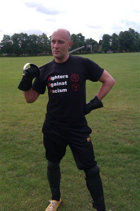 Mat Easton by Schola Gladiatoria Sword Fighting Classes In