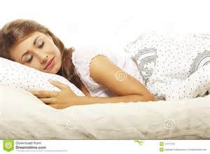 lying in bed stock image image 11177751