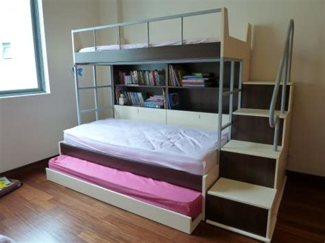 bunk bed sale 3 bed bunk beds for sale k k club 2017