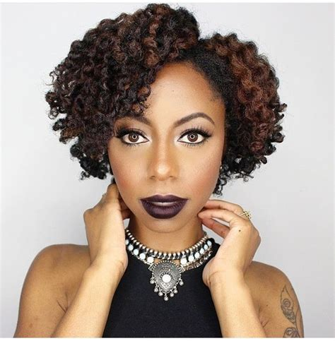 Hairstyles For Hair Twist Out With Color by Jfashiongirl87 Flat Twist Out Hair With