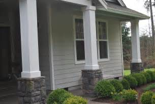 Patio Columns Design Front Porch Columns A Gathering Place