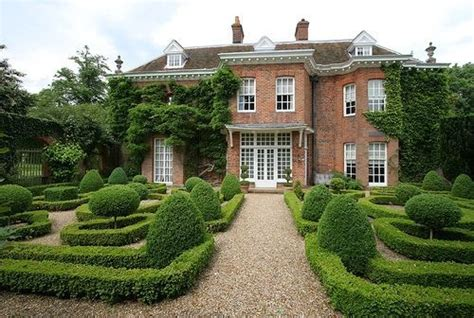 west green house garden  county hampshire magical
