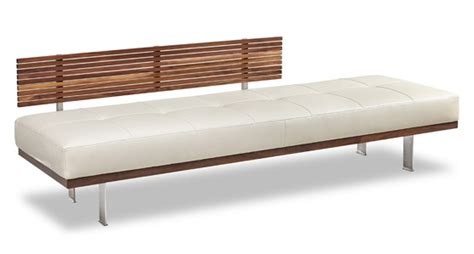 knox beds american leather knox day bed ambiente modern furniture