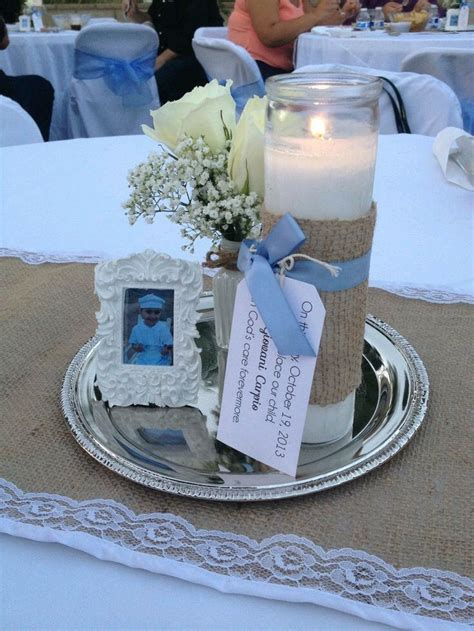 table centerpiece for baptism 25 best ideas about communion centerpieces on
