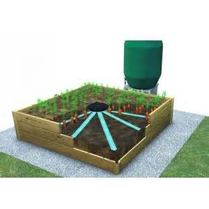 self watering raised bed raised bed self watering kit buy online in ireland