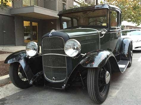 ford model 1931 ford model a coupe rod for sale