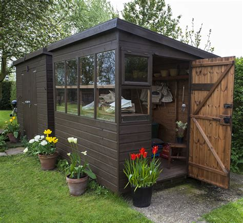 planning permission   garden shed