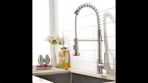 best pre rinse kitchen faucet vapsint 174 best commercial single handle brushed nickel pre