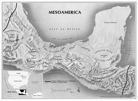 Civilizations Of The Americas Dbq Essay by Mesoamerica Essay