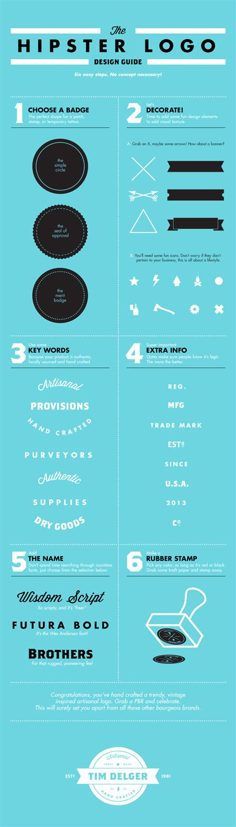 design a logo guide the hipster logo design guide on how to create an