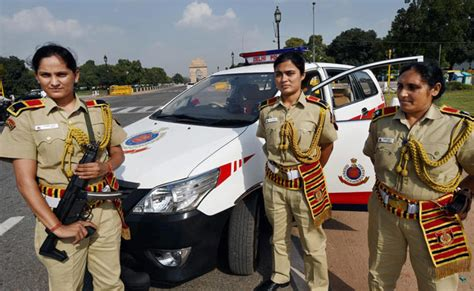 In a first, Delhi Police launches 5 all-women PCR vans to ...
