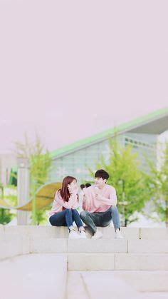 wallpaper cute korean couple dorama quot w two worlds quot kang chul yeon joo dorama quot w