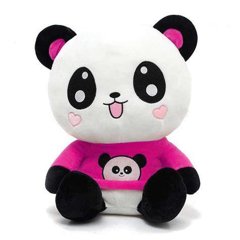Panda Pink by Buy Happy Panda Wearing Beautiful Pink Baby