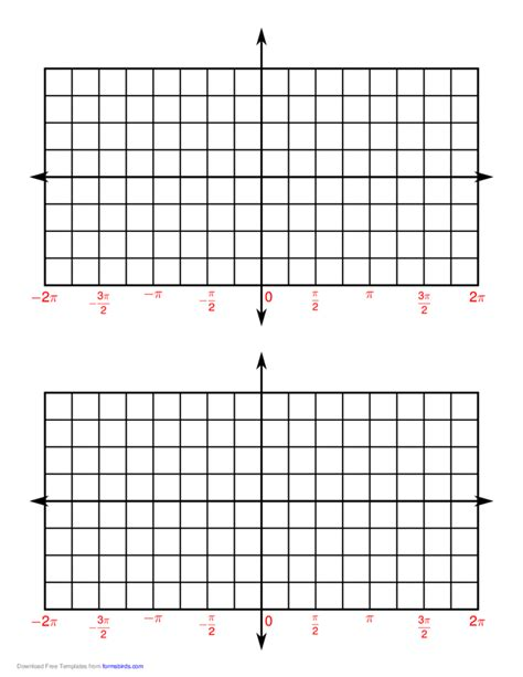 printable trigonometric graphs pin printable trig graph paper login on pinterest