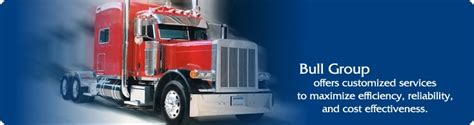 home bullgroup logistics and transportation trucking air freight ltl
