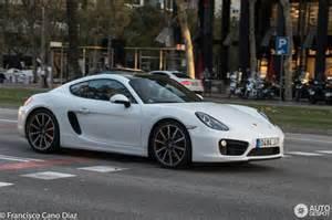 Porsche 981 Cayman Porsche 981 Cayman S 24 November 2016 Autogespot