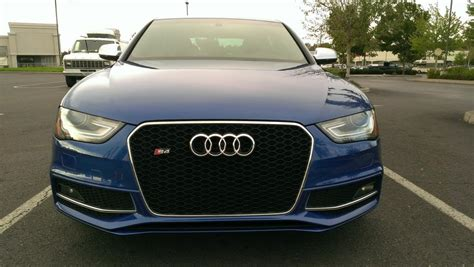 Audi Rs4 Grill Rs4 Grill For B8 5 S4 Page 7 Audiworld Forums